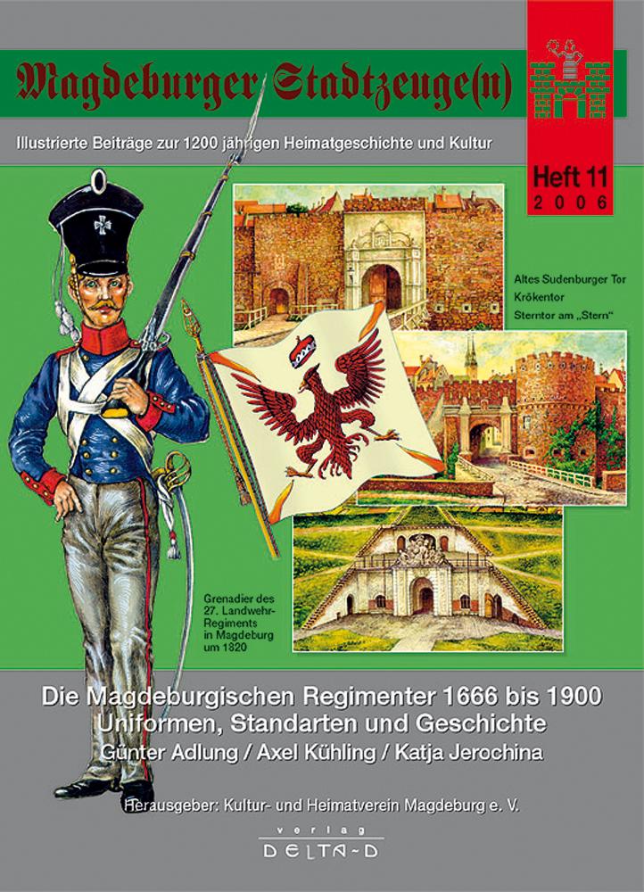 Magdeburger Stadtzeuge(n) 11