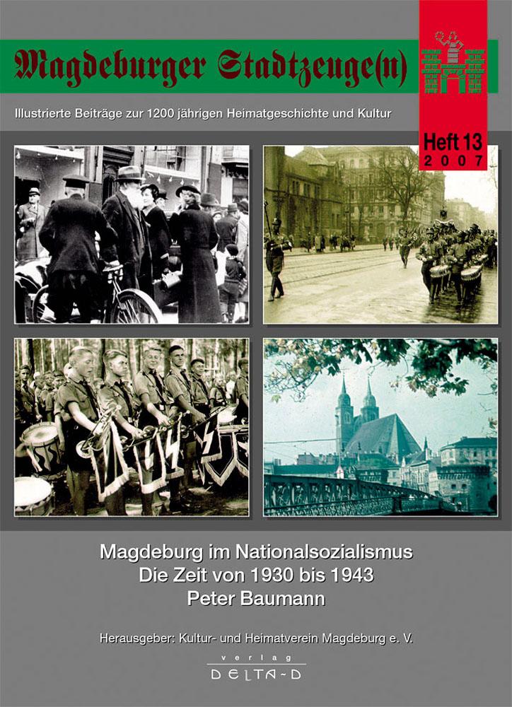 Magdeburger Stadtzeuge(n) Teil 13