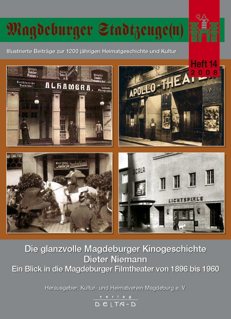 Magdeburger Stadtzeuge(n) Teil 14