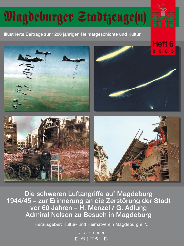 Magdeburger Stadtzeuge(n) Teil 6